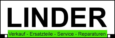 Logo Maschinen Linder